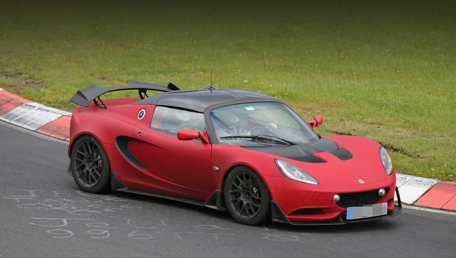 Lotus elise,Lotus elise s cup r. Трековый аналог весил 924 кг, дорожный должен удержаться в пределах тонны.