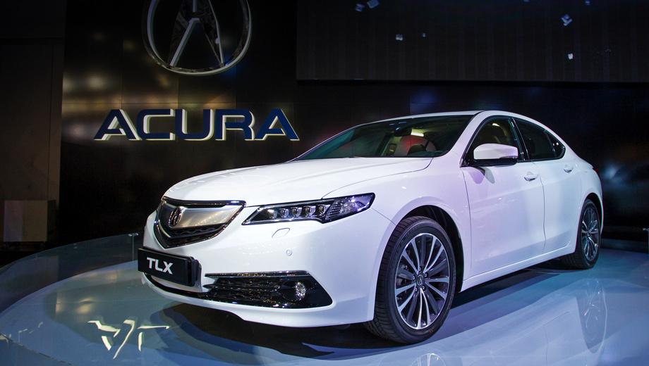 Acura tlx. На седан Acura TLX возлагаются большие надежды. С помощью этой четырёхдверки в 2015 году японцы планируют продать около тысячи машин. И сказкой это не кажется.