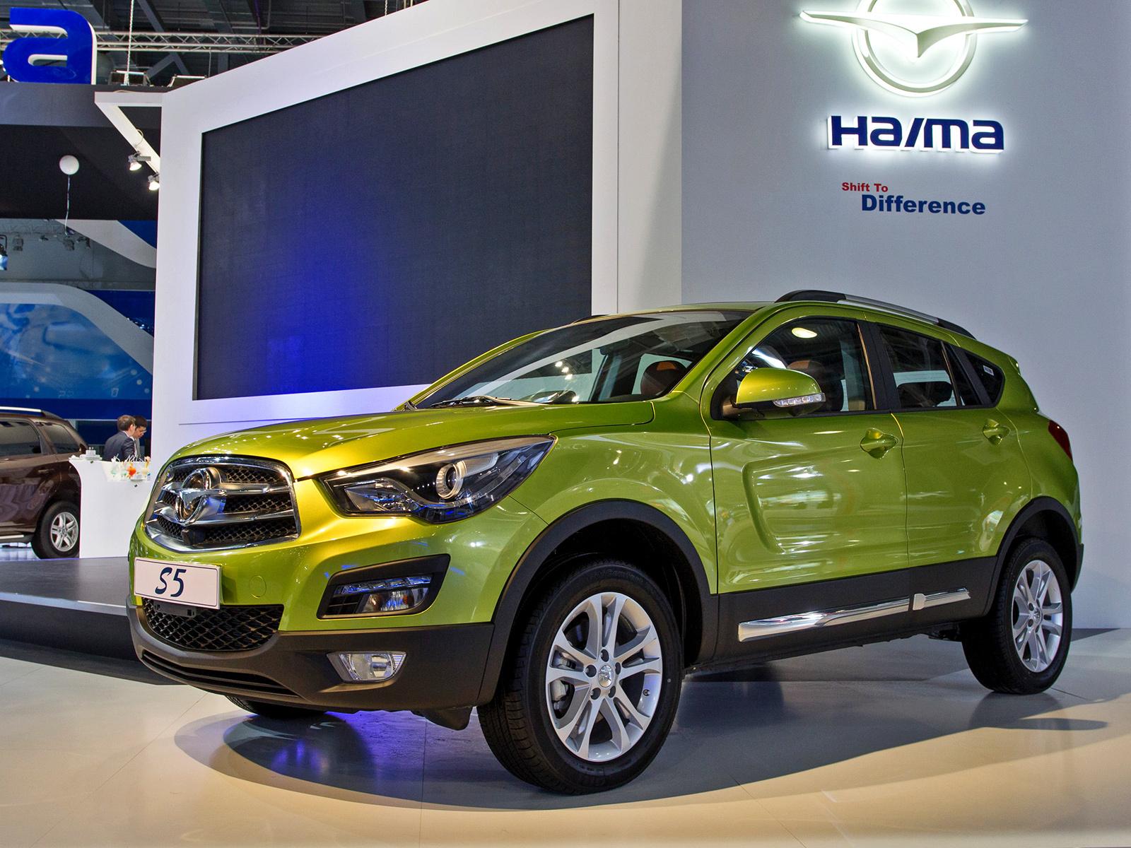 Новые китайские автомобили в тюмени 2017 года фото и цены 2