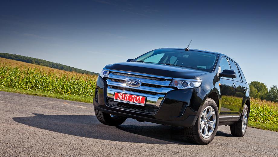 Ford edge. Покупая Ford Edge в России, нельзя подобрать мотор или комплектацию по вкусу. Цена единственной доступной версии — 1 699 000 рублей. До конца сентября дилеры Форда ещё предлагают централизованную скидку в размере 150 тысяч рублей.