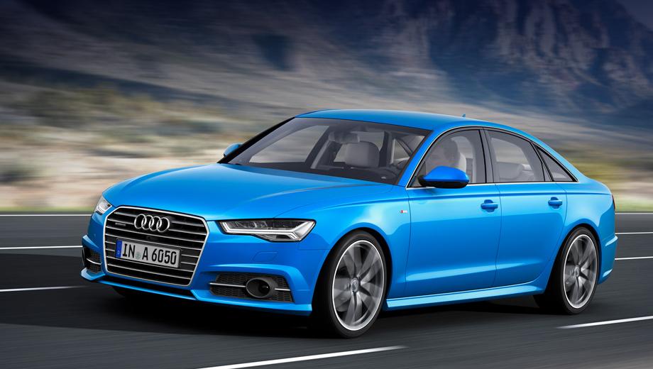 Audi a6,Audi allroad,Audi a6 allroad. Первый публичный показ рестайлингового семейства Audi A6 состоится в начале октября на автосалоне в Париже.