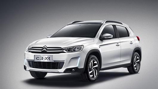Citroen c3-xr. Кроссовер будет собираться на совместном предприятии компаний Citroen и Dongfeng в Китае.