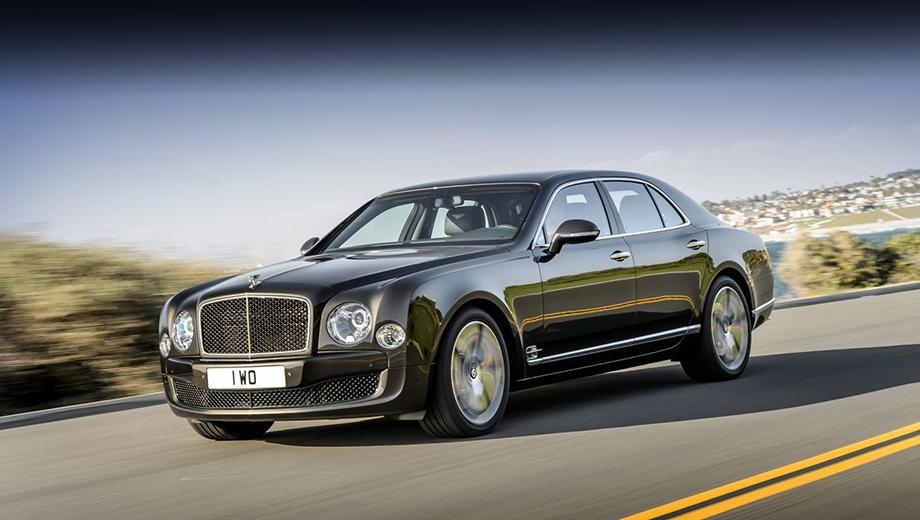 Bentley mulsanne,Bentley mulsanne speed. Модификацию Speed можно опознать по чуть изменённой решётке радиатора и иным воздухозаборникам. Для этой версии будут доступны четыре новых оттенка кузова, а также колёсные диски другого дизайна.