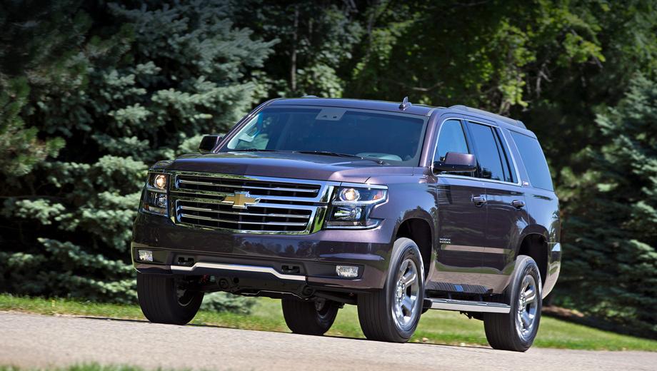 Chevrolet tahoe,Chevrolet suburban,Chevrolet silverado,Chevrolet colorado. Внедорожник Tahoe нового поколения начнёт продаваться в России в первой половине 2015 года.
