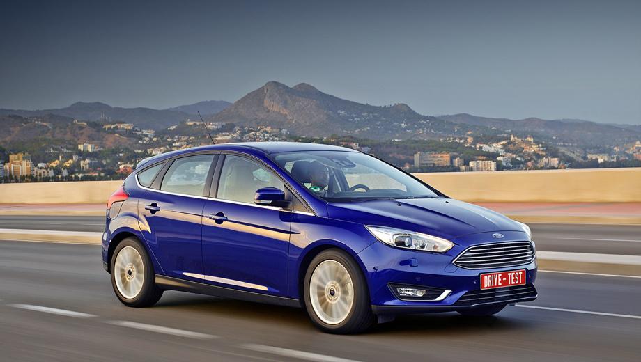 Ford focus. Производство хэтчбеков, седанов и универсалов Ford Focus на заводе во Всеволожске стартует весной 2015-го, а в начале лета автомобили поступят в продажу. Цены объявят во втором квартале следующего года.