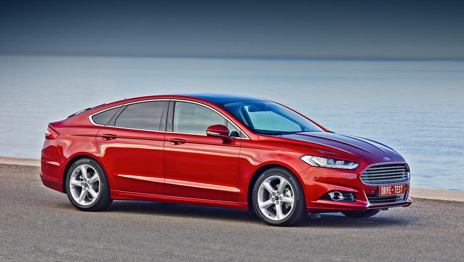 Ford mondeo. В России Mondeo будет доступен с тремя бензиновыми «четвёрками» (мощностью 150, 200 и 240 л.с.) и автоматическими коробками передач. Выпуск во Всеволожске начнётся в этом году, продажи — весной 2015-го.