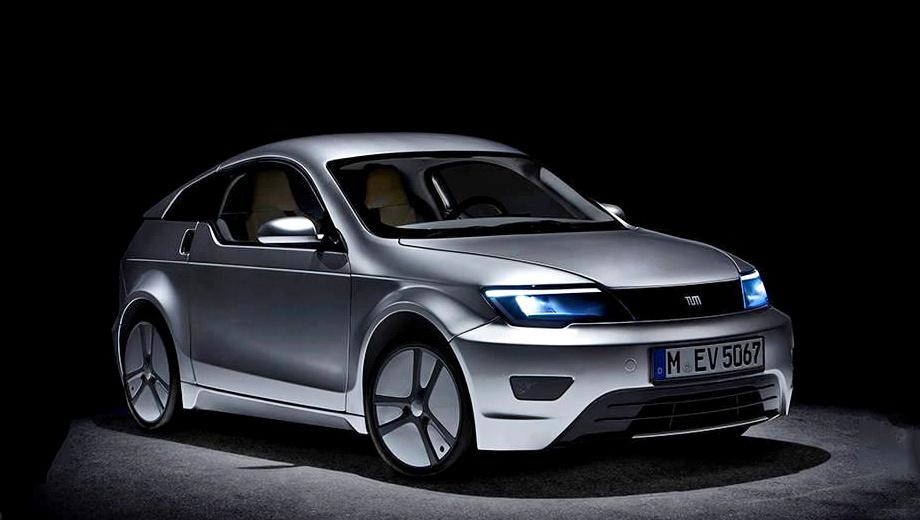 Как будут выглядеть немецкие автомобили будущего