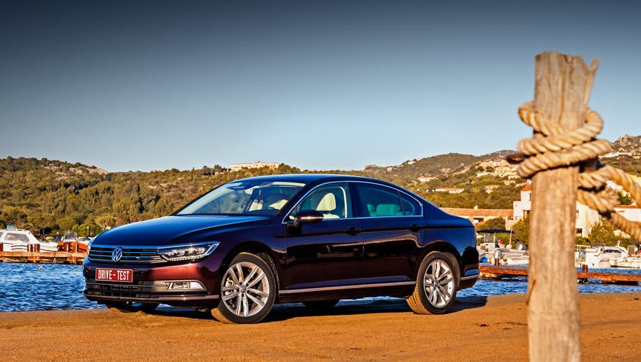 Volkswagen passat. К нам Passat пожалует только в июне, потому российская линейка пока не определена. Платформа MQB подходит для моторов серий ЕА211, ЕА888, ЕА288, а значит, ждём дизель 2.0 TDI (150 л.с.), а также бензиновые «четвёрки» 1.4 (125 и 150 л.с.), 1.8 (180 л.с.) и 2.0 (220 л.с.).