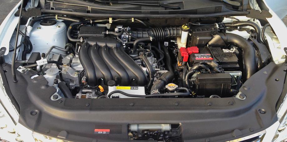 Nissan Tiida, Nissan