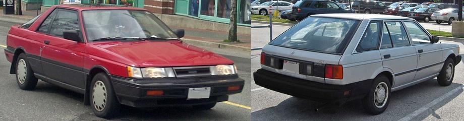Nissan Sentra: История модели, фотогалерея и список модификаций