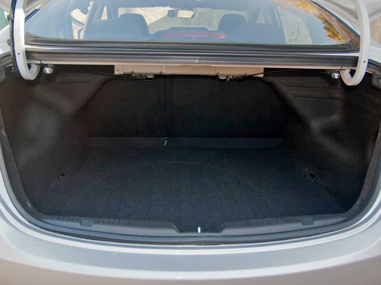 габариты багажника hyundai elantra j3