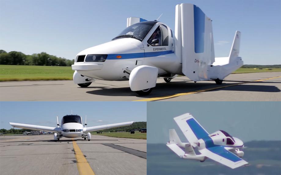 Картинки по запросу Гибрид автомобиля и самолета