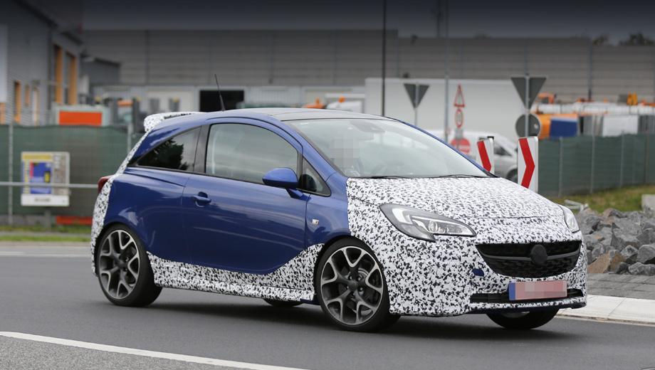 Opel corsa opc,Opel karl. Просочившийся в Интернет документ намекает в том числе и на то, что Corsa OPC останется верна шестиступенчатой «механике».