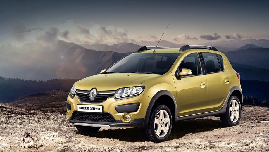 Renault sandero stepway 2014 фото
