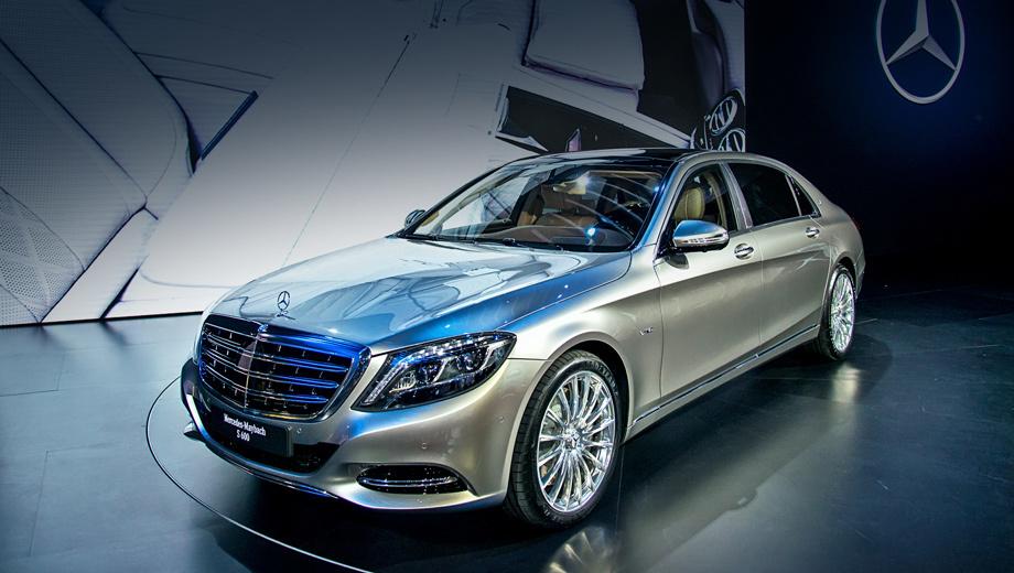 Mercedes s,Mercedes -maybach s,Maybach mercedes- s. Внешних отличий от обычных S-классов у Майбаха немного: шильдики да другая решётка радиатора.