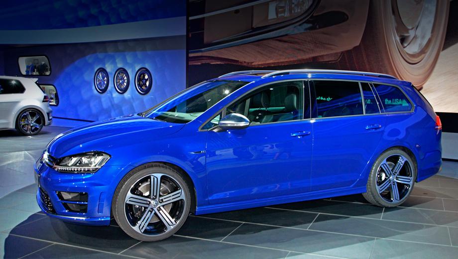Volkswagen golf r,Volkswagen golf r variant,Volkswagen golf. Впервые флагманская версия Гольфа будет выпускаться в виде универсала.