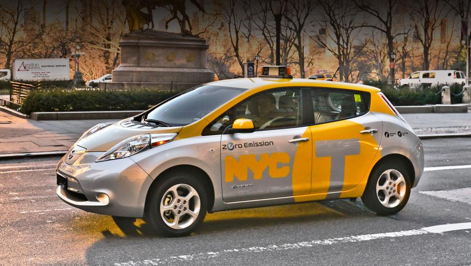 Nissan leaf. Leaf  — самый популярный серийный электромобиль в мире. В США, Японии и Европе его можно встретить не только как личное авто, но нередко и в виде такси. А в ряде городов Лифы работают в полиции.