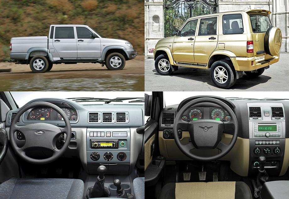 УАЗ Патриот 2019-2020 модельного года. Комплектации и цены на обновленный УАЗ Патриот 2020