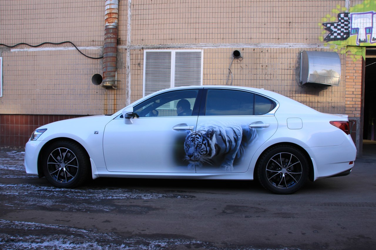 картинку, винилография на борту автомобиля фото крысы выполнены авторской