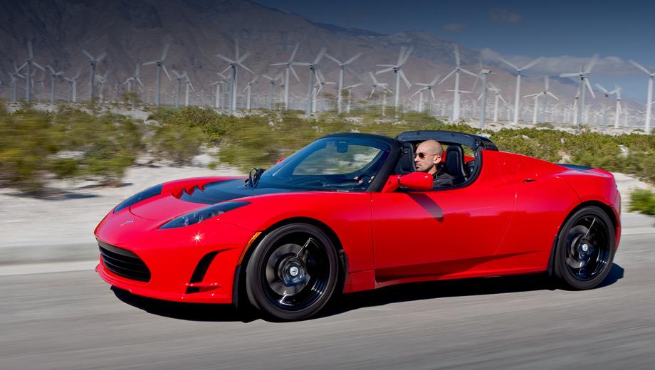 Tesla roadster. О грядущей модернизации родстера Илон Маск сообщал ещё летом. Главной новостью тогда стало увеличение пробега на одной зарядке почти вдвое. Сейчас Tesla ту информацию подтверждает: «Существует множество скоростей и условий движения, при которых наш Roadster 3.0 может уверенно проехать более 400 миль (643,7 км)».