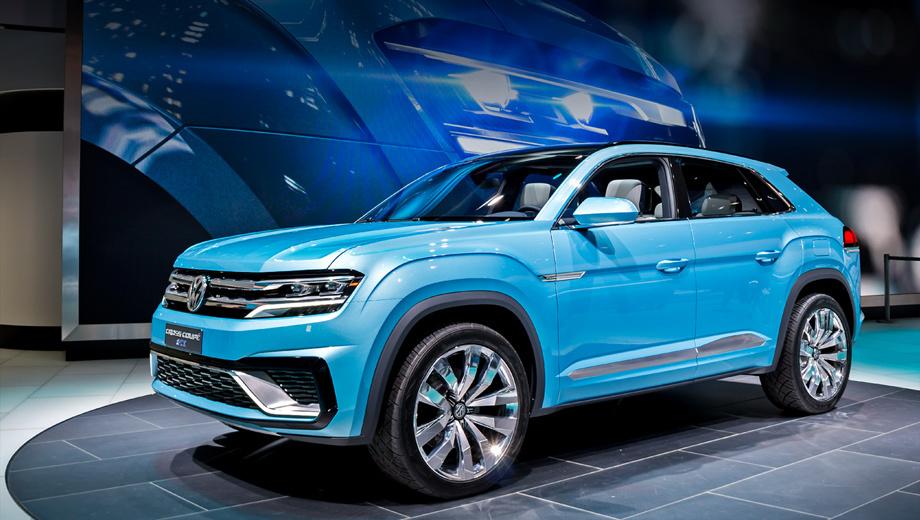 Volkswagen crosscoupe gte,Volkswagen crosscoupe. Водитель сможет выбирать из нескольких режимов работы: экологичного, комфортного, спортивного и зимнего (снег).