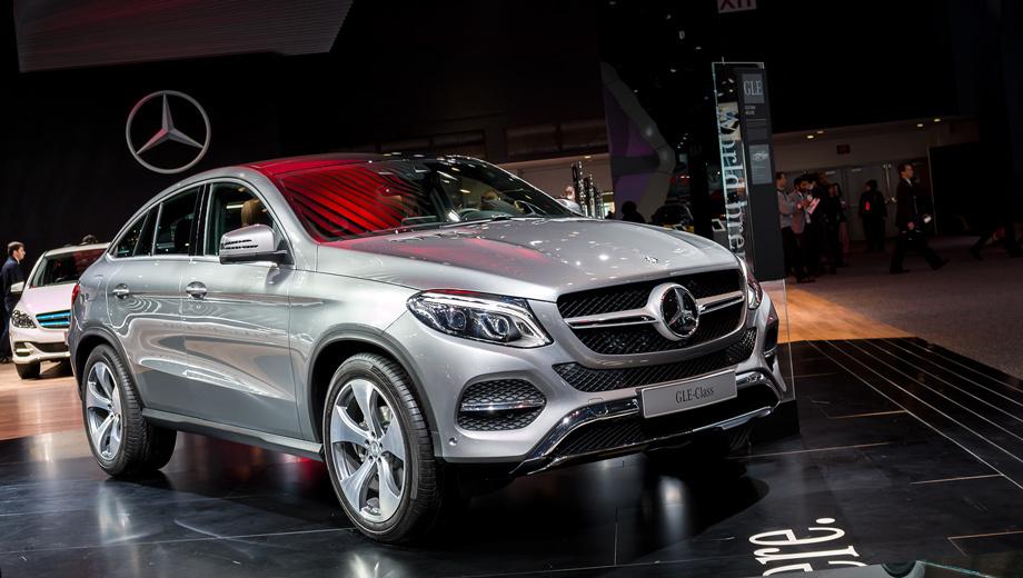 Mercedes gle,Mercedes gle coupe. Назвать красавцем Mercedes GLE Coupe язык не поворачивается, но внешность его не кажется необычной. Мы уже привыкли к «икс-шестому», на который очень смахивает новинка.