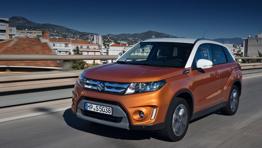 Suzuki vitara. В Россию автомобиль будет импортироваться с венгерского завода Magyar Suzuki. Производитель рассчитывает расширить аудиторию путём привлечения клиентов помоложе.