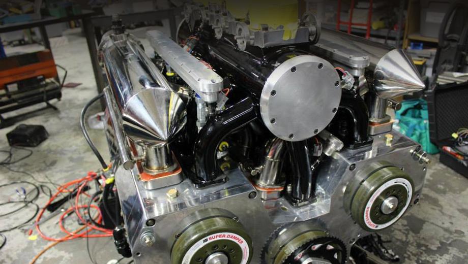 Американец построил двигатель Ванкеля сдвенадцатью роторами — ДРАЙВ