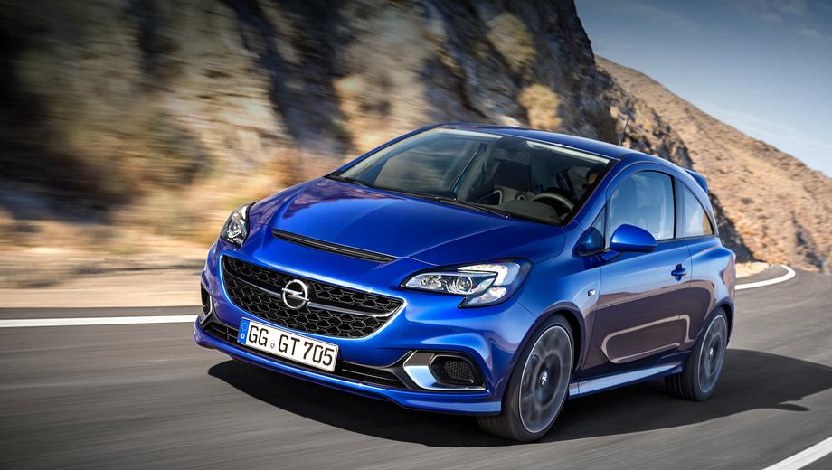 Opel corsa,Opel corsa opc. Публичный дебют новинка справит на мартовском мотор-шоу в Женеве. В продажу в Европе автомобиль должен поступить уже летом.