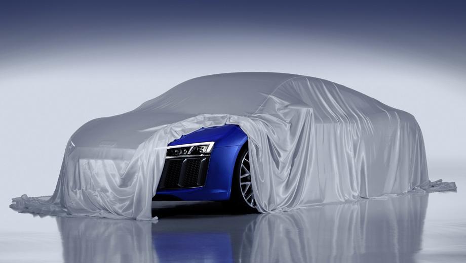 Audi r8,Audi q7,Audi q7 rs. В новых фарах использован модуль, который содержит четыре лазерных диода, выдающих высокоинтенсивные синие лучи. Оптика сводит их на фосфорный люминофор, преобразуя в белый свет.