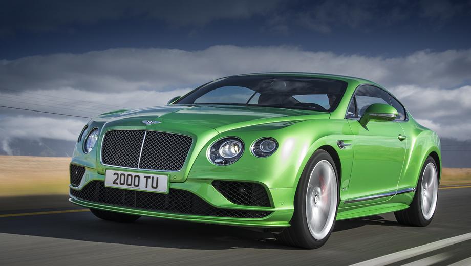 Bentley continental gt,Bentley continental flying spur,Bentley flying spur. Корректировки во внешности столь минимальны, что заметить их сходу не так-то просто.