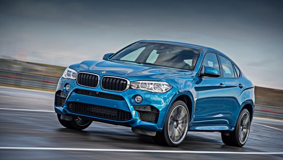 Bmw x6 m. Продажи BMW X6 M в России стартуют 18 апреля. Точных цен пока нет, но, предположительно, она не опустится ниже шести миллионов рублей. В США кроссовер стоит минимум $102 100, на 30 тысяч дороже, чем X6 xDrive 50i. Аналогичный по технике BMW X5 M — минимум $98 700.
