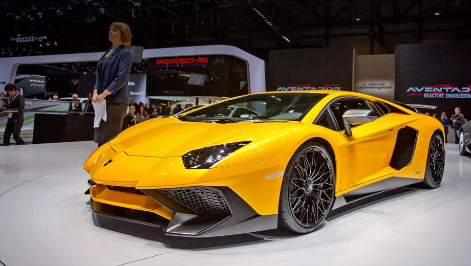 Lamborghini aventador,Lamborghini aventador sv. Облегчённая двухдверка Lamborghini Aventador LP 750-4 SV поступит в продажу на европейский рынок в конце весны 2015 года.