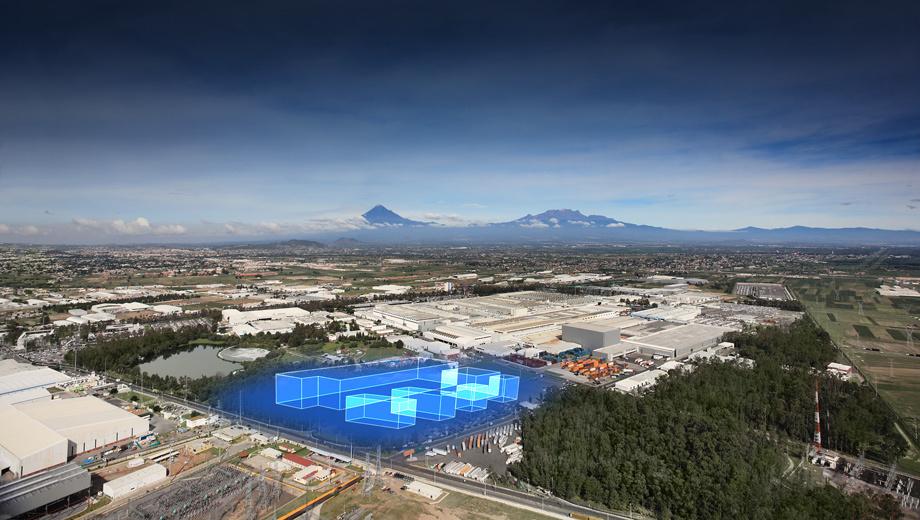 Volkswagen tiguan. Ради новой модели мексиканский завод увеличит площадь своих цехов на 90 000 м². На это расширение и модернизацию всего предприятия будет выделен $1 миллиард.
