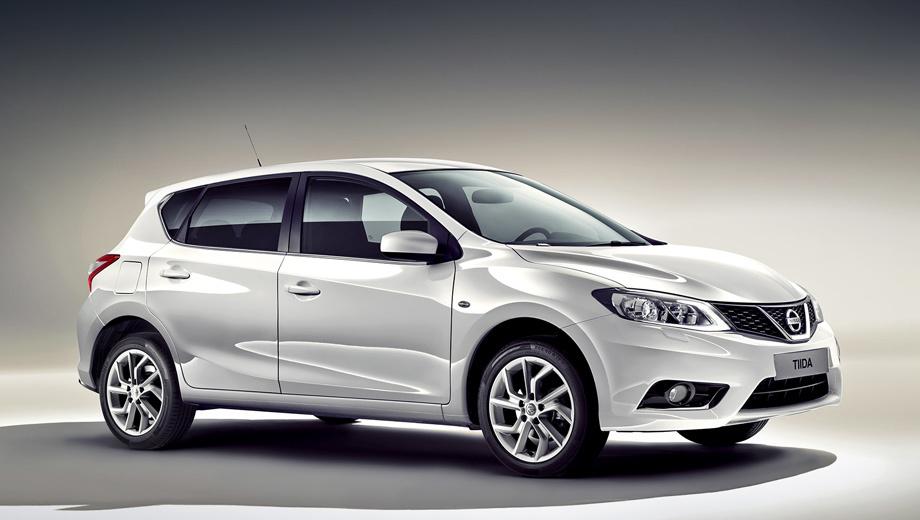Nissan tiida. В мае прошлого года, сразу после премьеры хэтча, в российском офисе компании Драйву заявили, что в нашей стране Nissan Pulsar продаваться не будет. Что ж, в каком-то смысле не обманули, ведь теперь это Tiida!