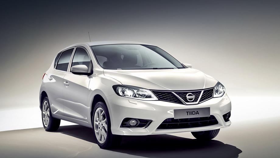 Nissan tiida. Продажи новинки стартуют 30 марта. Автомобили для российского рынка собирают на заводе АвтоВАЗ в Ижевске.