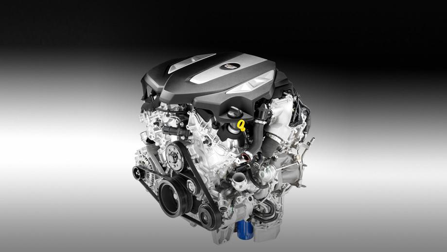 Cadillac ct6. Новая «твинтурбошестёрка» отпразднует мировую премьеру 31 марта в Нью-Йорке вместе с флагманским седаном. Позднее она наверняка попадёт на другие модели концерна, например, на купе Chevrolet Camaro.