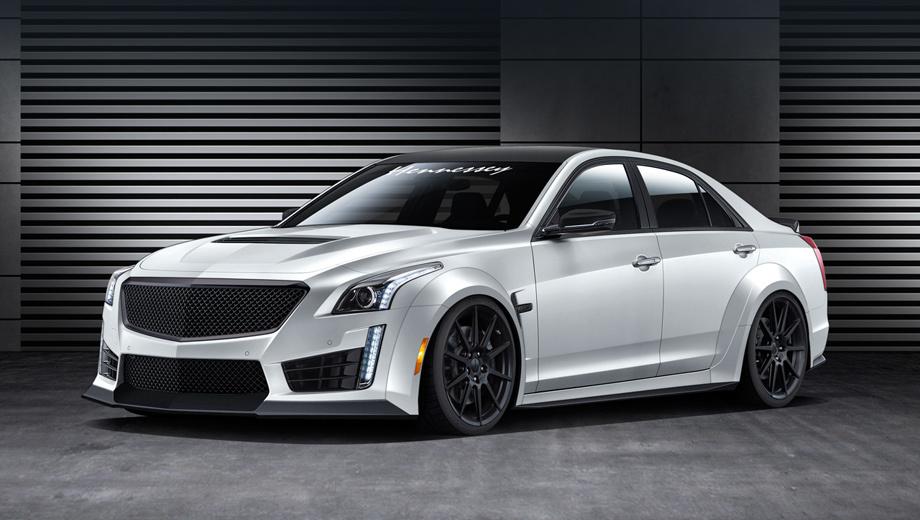Cadillac cts,Cadillac cts-v. Основатель ателье Джон Хеннесси рассказал, что владел несколькими прошлыми версиями CTS-V. Он нравился Джону как быстрый, удобный и лёгкий в управлении автомобиль на каждый день. Потому как только новое поколение появилось, бюро обратило на него пристальное внимание.