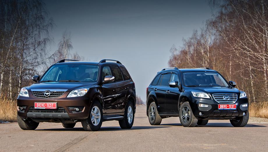Lifan x60,Haima 7. Lifan X60 продаётся только с мотором 1.8 и «механикой» за 550–675 тысяч рублей. У двухлитровой Хаймы есть ещё и «автомат», но цены выше: 599–919 тысяч. Правда, действует скидка 50 тысяч.