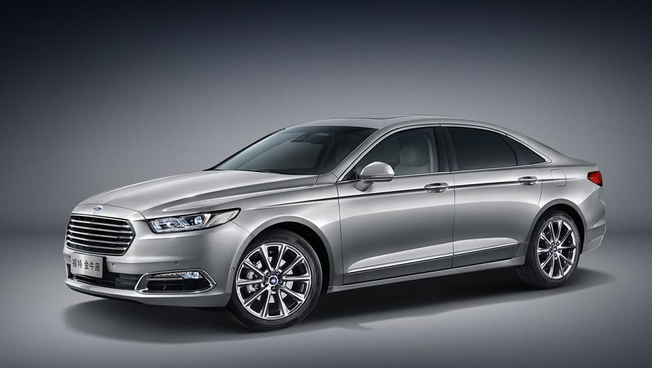 Ford taurus. Производство нового Торуса наладили на совместном предприятии Changan Ford в Ханчжоу, его мощность — 250 тысяч машин в год. Постройка этого завода обошлась в $760 млн.
