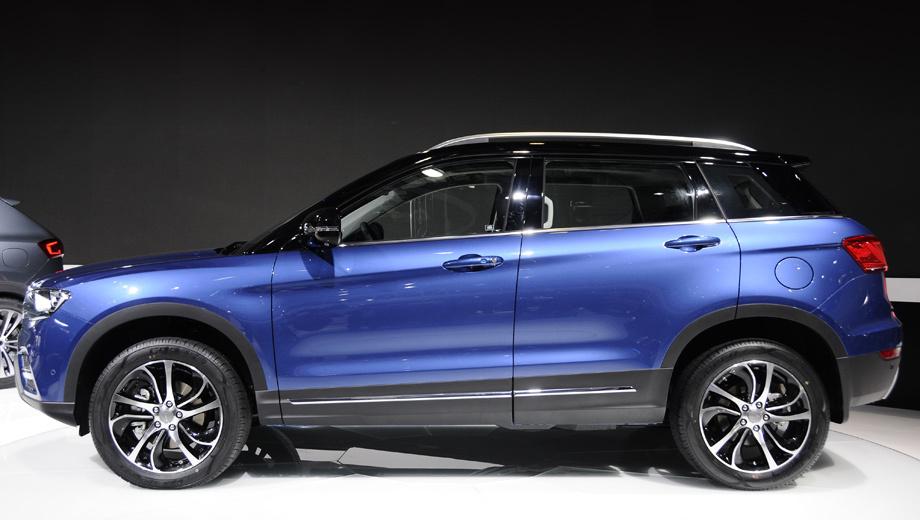 Haval concept b,Haval h6 coupe,Haval concept r,Haval h8,Haval h7,Haval h7l. Слегка заниженная линия крыши, поднимающаяся подоконная линия, короткие свесы — и вот уже создатели автомобиля добавляют слово «купе» в название. Но до купеобразного силуэта, скажем, как у «баварца» BMW X4, который сопоставим с новым Хавейлом по размерам, «китайцу» далеко.