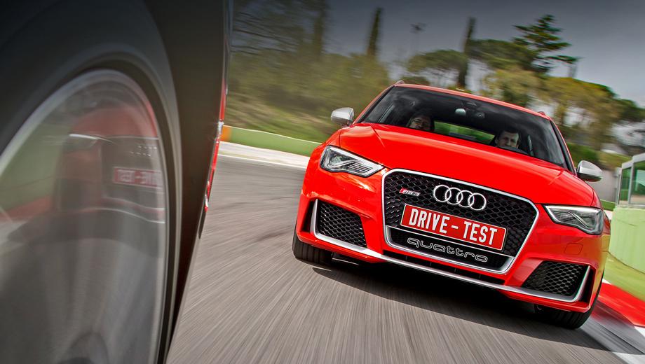 Audi rs3. Жизненный цикл нового RS3 будет минимум вдвое длиннее, чем у старого, который за полтора года производства нашёл около 6000 покупателей (44 — в России). Выбор опций шире, шансов на успех больше. Заказы уже принимаются: цены — от 2 490 000 рублей, живые машины — в июле.