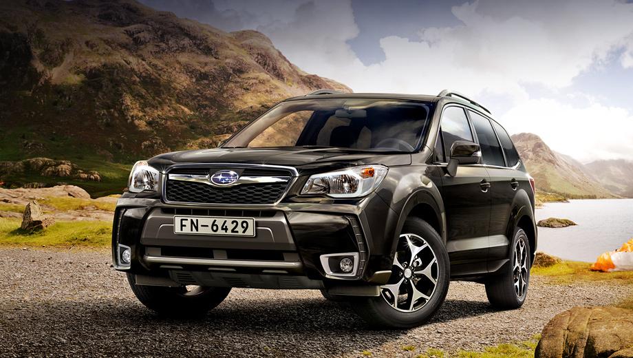 Subaru forester. Как и многие производители, этот год компания Subaru начала с падения продаж. За первые месяцы оно составило 34% по сравнению с аналогичным периодом в прошлом году.