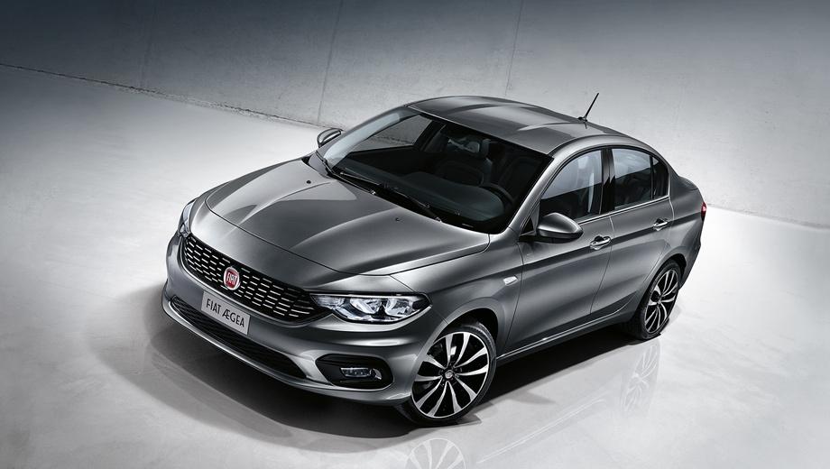 Fiat aegea. Позже фиатовцы обещают представить модель Aegea в кузове универсал и хэтчбек.