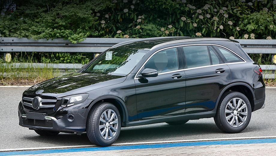 Mercedes glc. Скорей всего, для российского рынка немцы предложат исполнения GLC с заслуженным атмосферным бензиновым V6 с выгодной по налогам мощностью 250 сил.