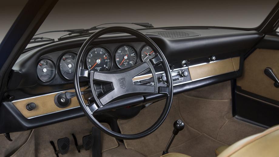 Porsche 911. В Германии такая старая-новая панель стоит всего 951,99 евро.
