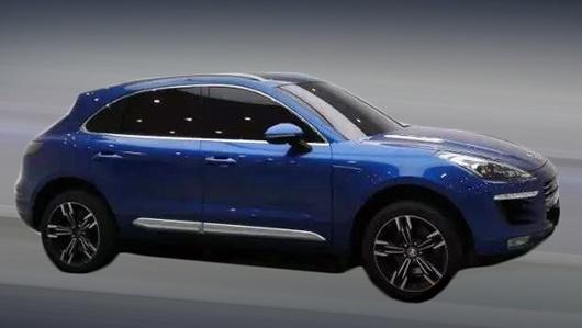 Zotye t700. В арсенале фирмы есть модель Zotye T600, представляющая собой химеру, созданную из моделей Volkswagen Tiguan и Audi Q5. На этот раз подражатели решили так сильно не заморачиваться.