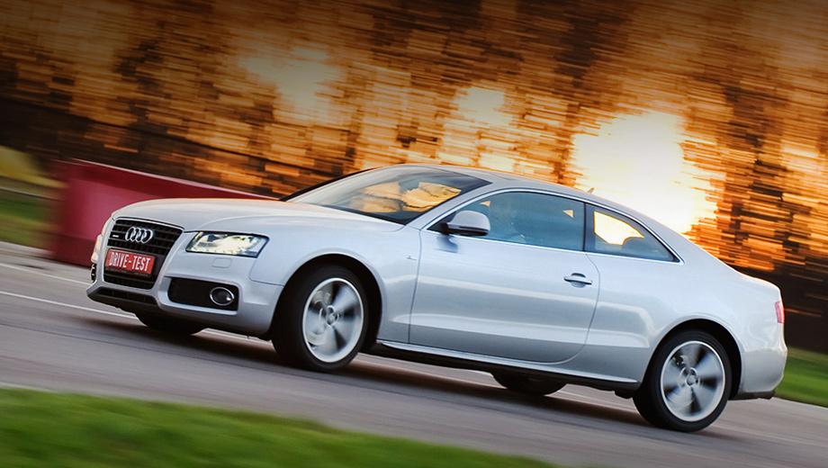 Audi a5. Купе — не самый актуальный тип кузова для России. Но отказаться от длительного теста Audi A5 мы не могли. Ведь это бестселлер среди двухдверок. Мы составим своё мнение о причинах успеха.