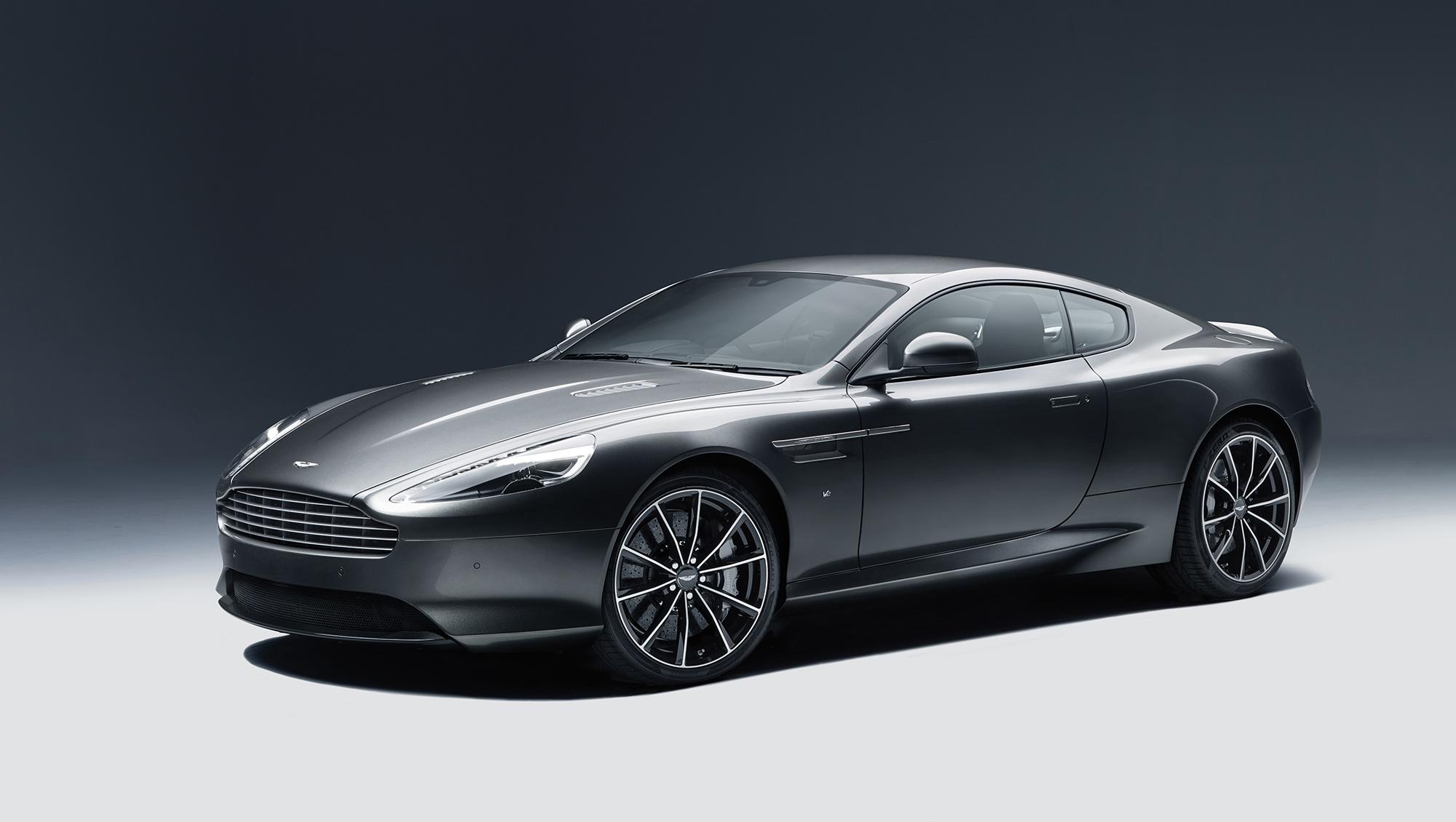 Купе Aston Martin DB9 GT увенчаРо карьеру модеРи — ДРАЙВ