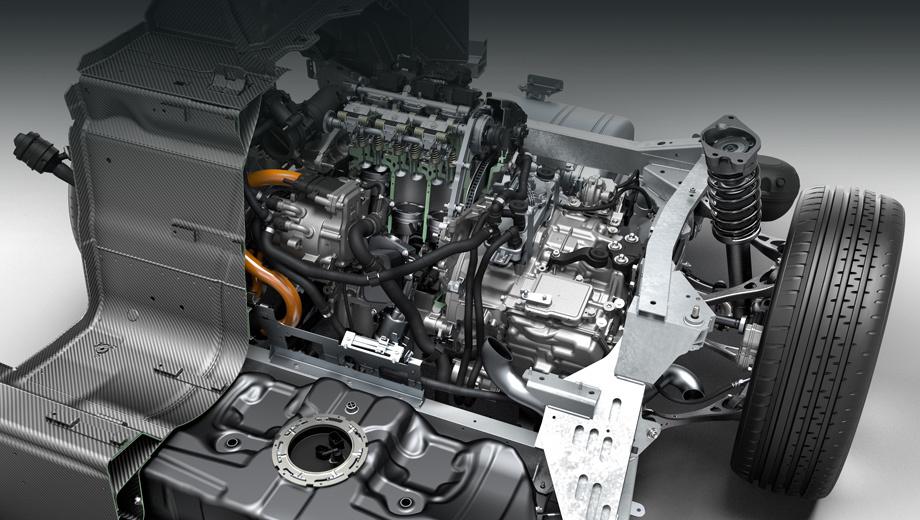 Bmw i5. Седан воспользуется наработками модели BMW i8. Кстати, её гибридная установка на прошлой неделе стала первой в абсолютном зачёте конкурса «Двигатель года — 2015» и в категориях «Лучший новый двигатель», «от 1,4 до 1,8 л». В большей части остальных номинаций первые места достались прошлогодним победителям.